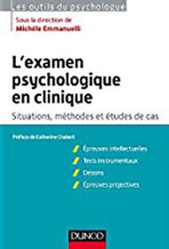 ME L'examen en psychologie clinique