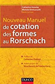 ME Manuel de cotation du Rorschach