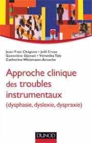 Vero Taly Approche clinique des troubles instrumentaux